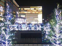 2016年JR博多シティのイルミネーション