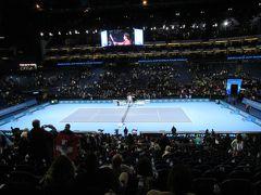 398. UK ATP Tour Final in London 錦織選手をロンドンで観よう!2 [イギリス滞在編]