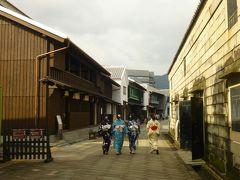 長崎4・・オランダ坂を散歩したら出島でちょっとタイムスリップ