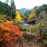 奥多摩登山(奥多摩湖〜御前山〜大岳山〜秋川渓谷)