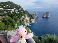 「Ciao!イタリアへ行こう」ってことで行ってきました♪=Isola di Capri=2016年11月