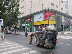 行き帰りは別ルートで、広州で美味しいものを、深センでスマホ購入を(その8 深セン 朝散策)