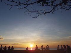 マニラ湾に沈む夕日を求めてetc.