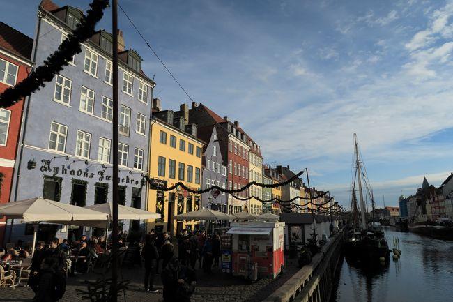 何となくシュッとした(関西弁)場所に行きたくて、5泊3日で北欧デンマークの首都コペンハーゲンを訪れました。<br />何となく思いついた旅なので、たくさんの人たちの「どうしてまた5日間なんかでコペンハーゲンまで何しに行くの?」の問いに上手く答えられなかったけれど、行ってみたら思った通りのシュッとした美しい街でした。<br />いつもは史跡巡りが中心ですが今回の旅は憧れの北欧デザイン巡りが中心の旅です。