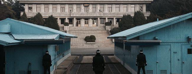 2016年秋 韓国・北朝鮮の国境へ