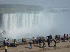 カナダ7日間の旅(2) ナイアガラの滝