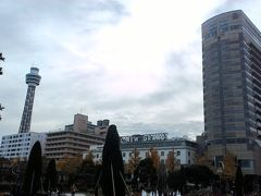 ホテルニューグランドで横浜満喫