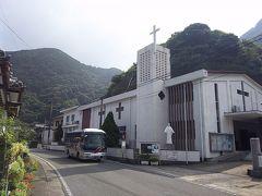 激走!上五島教会巡り(その5・中通島南部編)