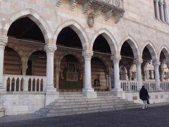 北イタリアの珠玉の街々(53) ウーディネ ウーディネの街歩き。