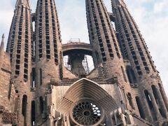 フィルムカメラ時代の旅 ユーレイルパスでヨーロッパ④~バルセロナ