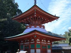 弘法大師空海 御母堂のお寺女人高野「慈尊院」と「丹生官省符神社」参拝