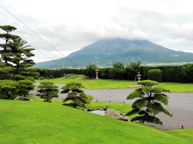 1泊2日で鹿児島の秘湯・吹上温泉、武家屋敷が有名な知覧、霧島温泉、仙巌園を観光しました。往路は九州新幹線、復路は高速バスを利用。