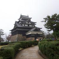 松江城と出雲大社(山陰旅行2日目)