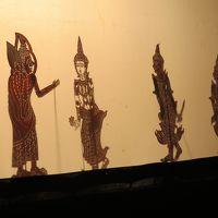 カンボジア 「行った所・見た所」 シェムリアップのシティアンコール宿泊とスバエク・トーイ(影絵芝居)見物