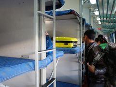 20161205 昆明から河口まで、列車移動。ヴェトナム国境の町ですね