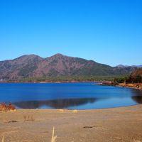 本栖湖ブルーの竜ヶ岳 ダイヤモンド富士の下見ハイキング♪