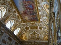 シルバーウィークにナポリ・ローマへ その3 カゼルタ宮殿を思いっきり観光編