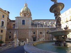 イタリア週末旅行パレルモとタルクイニア