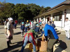 鶴岡幼稚園-2016年冬