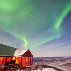 すべてが凍っているマイナス30℃の世界☆アラスカ州:フェアバンクス6日間