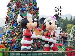 2016年締めの旅は突発で決まった香港へ 香港ディズニーランド スパークリング・クリスマスと啓徳空港に思いを馳せた休日。