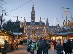 中欧のクリスマスマーケット<4> オーストリア(ウィーン)