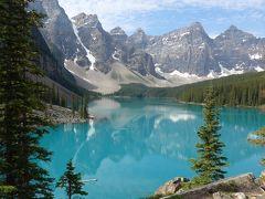 カナダ ナイアガラフォールズ・カナディアンロッキー 7泊9日ハイキングの旅 4日目
