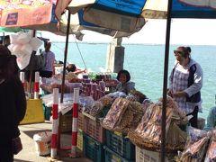 タイ専科 -39- 立ち寄り バンセン Ang Sila Old Market シーフードマーケット