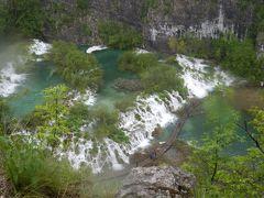 スロベニア、クロアチアの旅 絵のように美しいブレット湖、美しいプリトヴィッツェ湖 プリトヴィッツェ湖編④