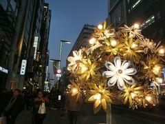クリスマス・イルミネーションはいずこも盛んなり ~ 東京を中心に見る