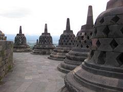 ジャワ島&バリ島6日間(1) ボロブドゥール寺院