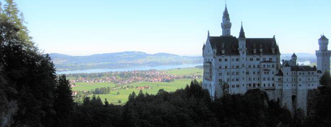 Schloss Neuschwanstein(ノイシュバンシ...