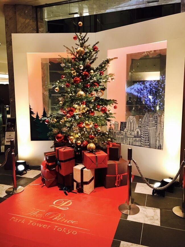 """長女のお誕生日のお祝い&一足早いクリスマス<br />東京タワーが好きなので東京タワーが綺麗に見えるホテル<br />《ザ・プリンスパークタワー東京》の<br />「ガーデンスイートルーム」に宿泊しました。<br /><br />今回のプランです!(^^)!<br />12月17日<br />◎1日10人までの窓側確定を予約<br /><タワービュー確約>トワイライト「プレミアム」""""The 東京マジックタイム""""<br />12月18日<br />◎<東急シアターオーブ>でブロードウェイ「クリスマス・ワンダーランド」<br />◎プレゼント購入<br />◎《ザ・リッツ・カールトン東京》でディナー<br />◎【ミッドタウンクリスマス】イルミネーション<br /><br />※いつも一緒の次女は、3度目の留学中のため(バンコクに半年間)いません。<br />1度目&2度目ともイギリスでしたが、今回のバンコクはお気に入りのようです<br />"""