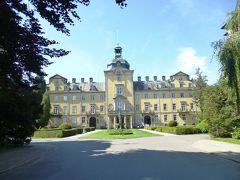 ドイツの春:北方二州・21リベンジしたシャウムブルク・リッペ侯爵家の居城・ビュッケブルク城