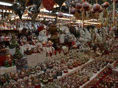 夫婦でドイツクリスマスマーケット  1日目