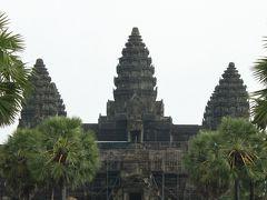 アンコール遺跡へ!!カンボジア・シェムリアップの旅・2日目(アンコールワット)
