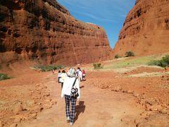 ディスカバー オーストラリア  8日間の旅  4~6日目 エアーズロックにて