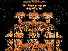 恵比寿-1 バカラ製 世界最大のシャンデリア 輝く! ☆恵比寿ガーデンプレイス/クリスマス