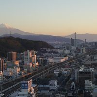 新春:駿河の国、東海道の秘境!を歩く
