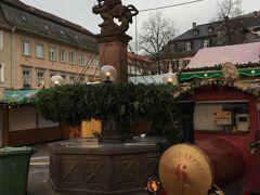 ヨーロッパ クリマスマーケット巡り ( 6 ) ハイデルベルクの街でも走りまくる!お城までケーブルカーで上がりました