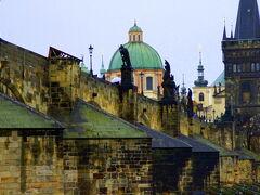 長い年月を超えて ドイツの旅 3(番外) プラハ