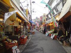 大阪石切神社、参道の商店街は素晴らしかった