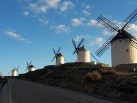 2016/04 スペイン一人旅� ラ・マンチャの風車の村 コンスエグラ