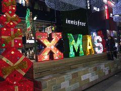 CHRISTMAS☆釜山       今年最後の韓国旅