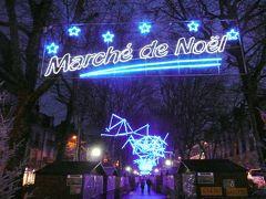 年末年始のフランス #7 - トゥール、クリスマスの余韻が残る街
