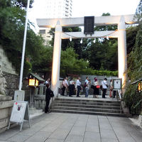 乃木神社日本酒の会へ(2016年10月)