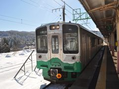 2016年12月散々だったプチ鉄道旅行2(えちごトキめき鉄道)
