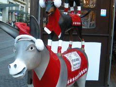 2016年12月のドイツ旅行(7)~ブレーメンのマルクト広場はクリスマスまっさかり~