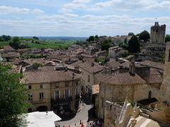 大好きフランスvol.3 Saint-Émillion 世界遺産の村