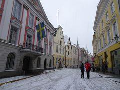 初めてのヨーロッパは北欧でした。(2日目/日帰りエストニア)